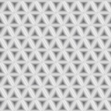 抽象浅灰色几何图形