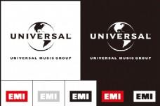 环球EMI唱片标志LOGO