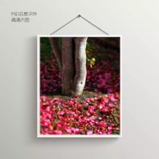 植物摄影风景无框装饰画