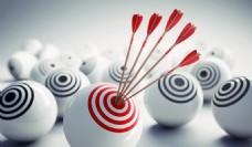 商务标靶目标金融高清