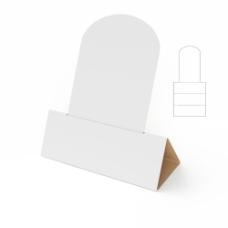 白色包装盒设计图片