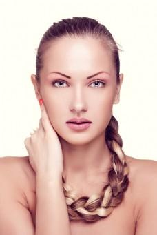 性感美容模特美女摄影图片