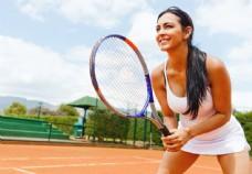 性感女子网球运动员图片
