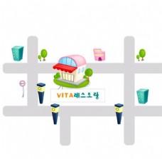 商业街规划图