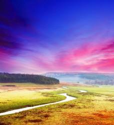美丽的秋天自然风景图片