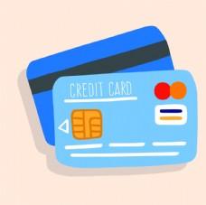 信用卡 银行卡 visa ps