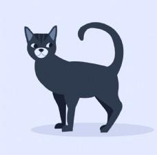 卡通猫 可爱小猫