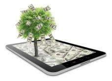 摇钱树图片