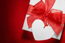 蝴蝶结与礼物图片
