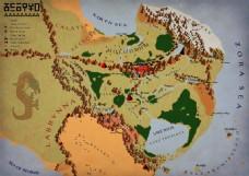Hyrule地圖差