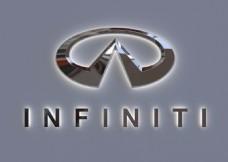 infiniti的Logo模型