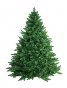 绿色圣诞树图片