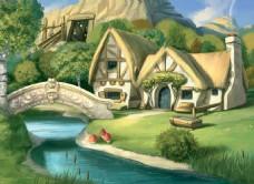 童话城堡壁纸