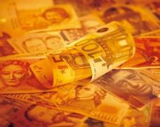 货币钞票图片