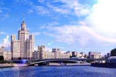 欧式建筑宏伟建筑图片
