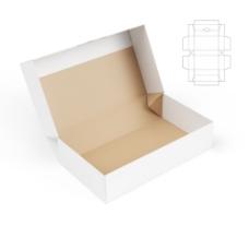 打开的盒子图片