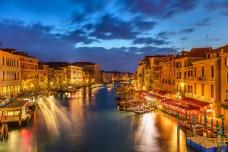 美丽威尼斯风景图片