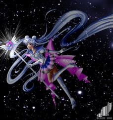 公主水手银月亮