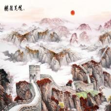 江山如些多娇