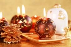 圣诞节背景素材图片