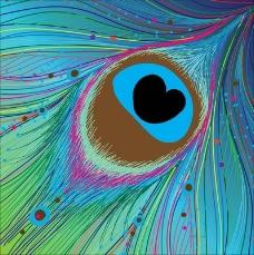 孔雀羽毛线2