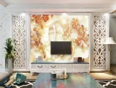 3D打印装饰背景墙
