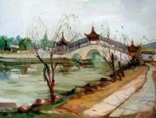 中国古典园林设计草图图片