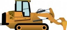 运输图标 汽车图标 木箱 矢量