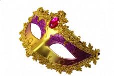 金色相宝石的面具图片