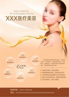 美容护肤品海报