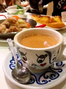 香港特色奶茶