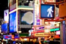 交通指示灯图片