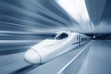 火车行走效果图图片