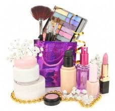 高清化妆品摄影图片