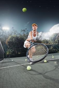 体育竞技摄影图片