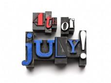 独立日立体字母图片