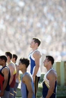 男子运动员图片
