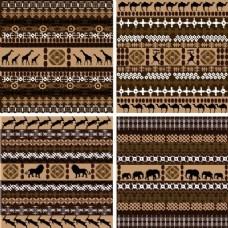 非洲传统背景