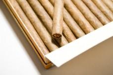 雪茄摄影图片