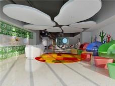 幼教中心模型