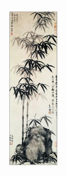 竹了平安装饰画