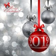美丽的圣诞背景52