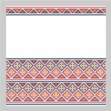 2017创意几何花边底纹元素H5背景