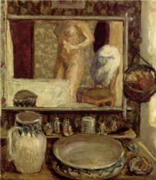 油画花瓶制作装饰画