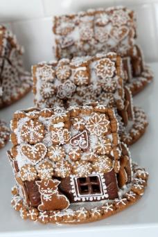 美味的圣诞节饼干图片