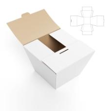 包装盒子效果图片