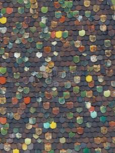 光,天空,建筑,屋顶,建筑,色彩鲜艳,塔,颜色,砖,梅茨格,塔,乌尔姆,屋面