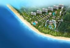 海滨建筑设计图片