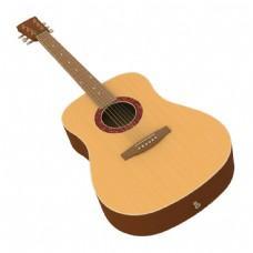 一把吉他图片