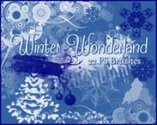 PS冬季仙境